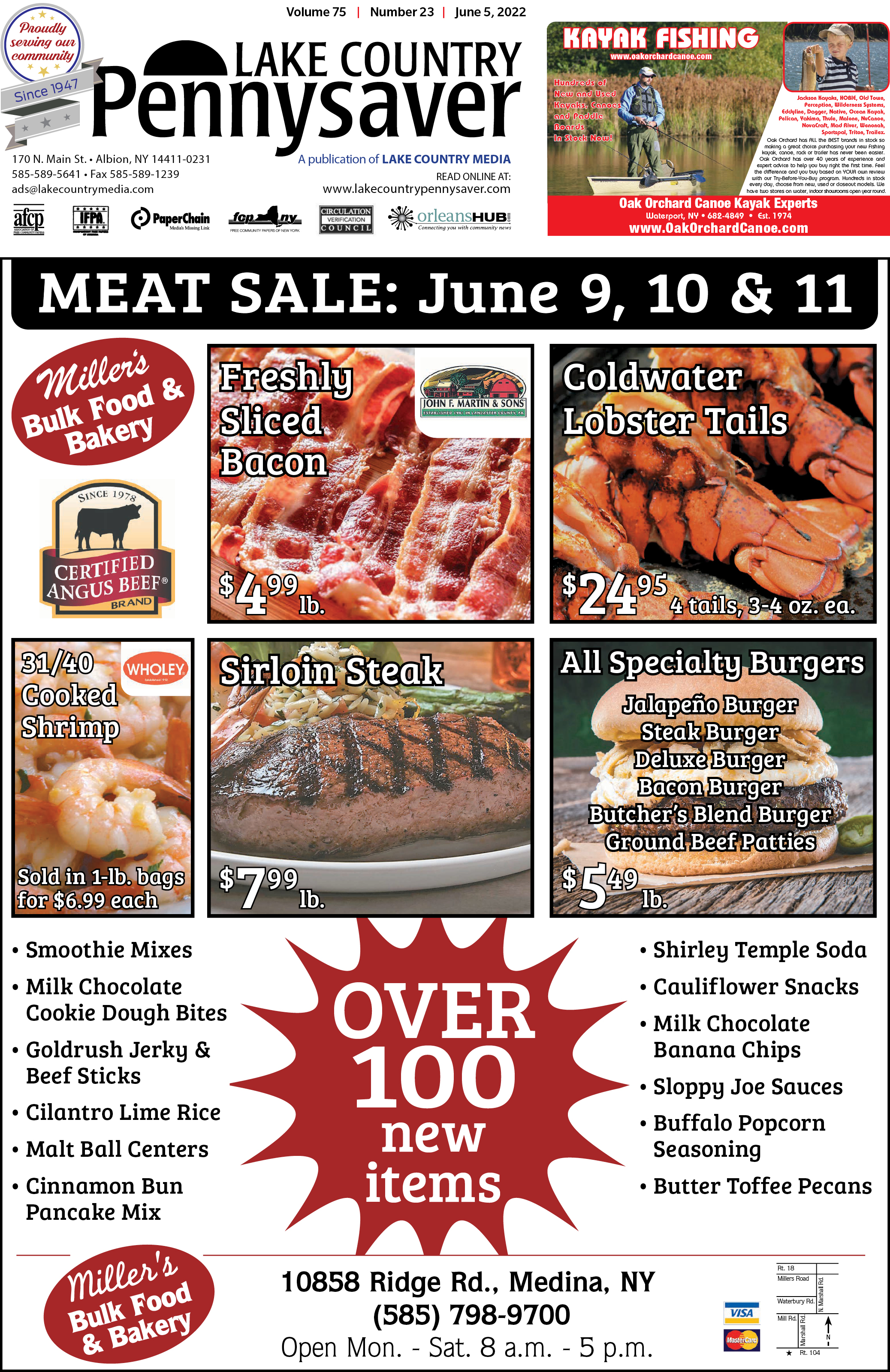 Lake Country Pennysaver, Albion, NY - Online Editions