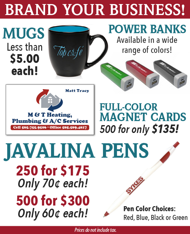 Promotional Products 2015